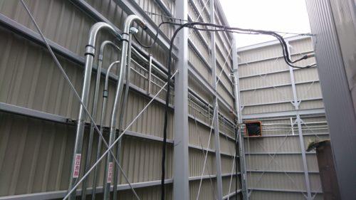 高圧受電設備設備更新2