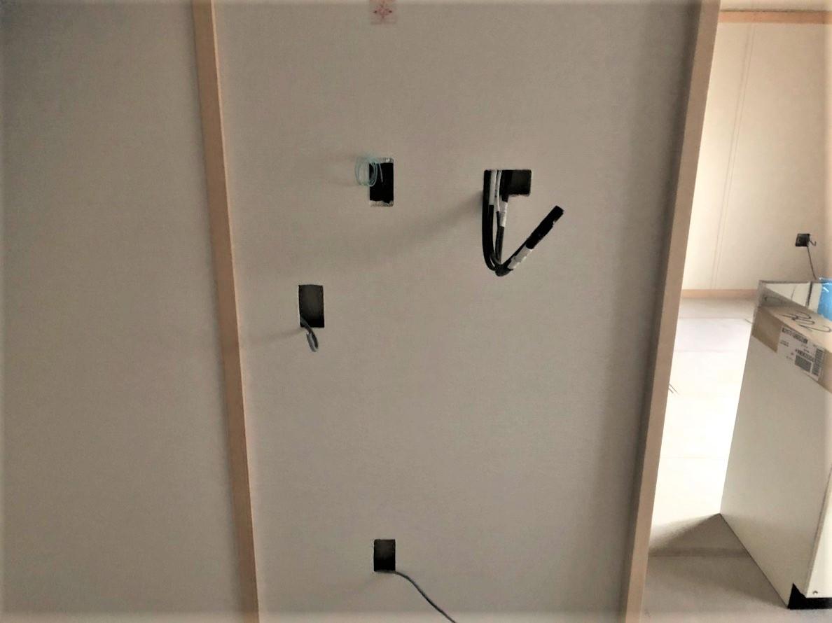 配線器具用開口1