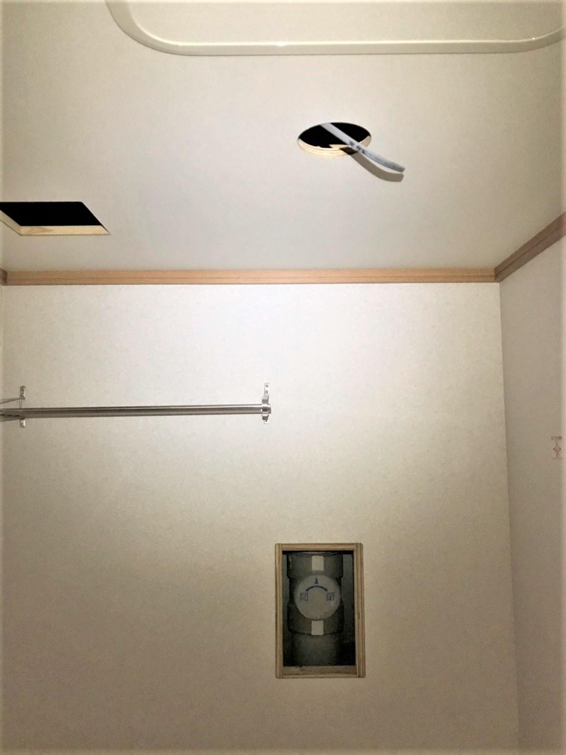 照明器具取付工事1