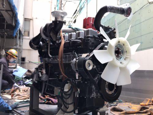 発電機内機1
